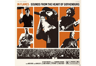 In Flames - Sounds From The Heart Of Gothenburg - (Vinyl)