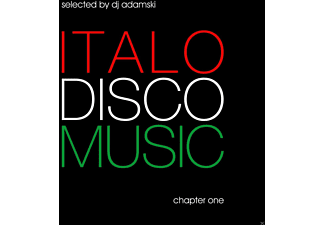 VARIOUS - Italo Disco Music-Chapter 1 - (CD)