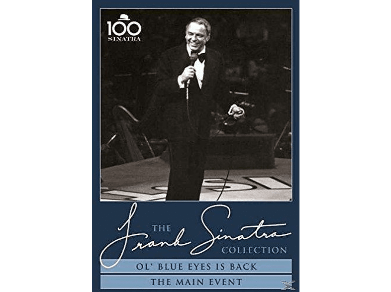 Frank Sinatra - Ol' Blue Eyes Is Back/The Main Event (DVD) [DVD]