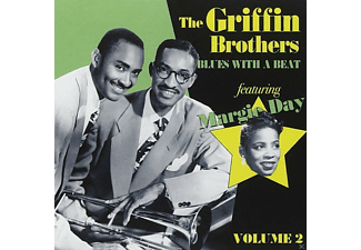 The Griffin Brothers - Blues With A Beat Vol.2 - (CD)