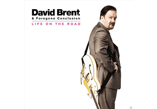 David Brent;Foregone Conclusion - Life On The Road | CD