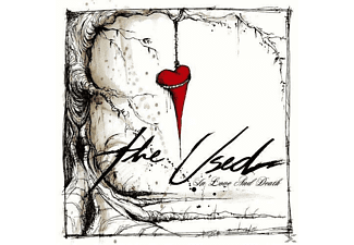 The Used - IN LOVE AND DEATH (STANDARD BLACK VINYL) - (Vinyl)