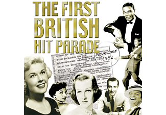 VARIOUS - The First British Hit Parade - (CD)