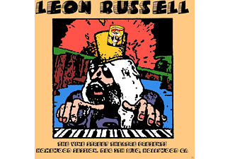 Leon Russell - Vine Street Theatre Presents Homewood Session - (CD)