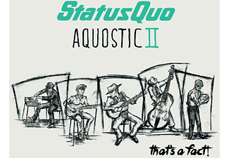 Status Quo - Aquostic II - That's A Fact (Deluxe Edition) CD