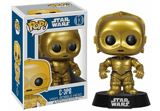 POP! Bobble - Star Wars - C-3PO