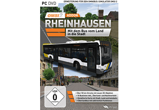 OMSI 2 Add-On Rheinhausen - PC