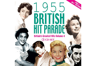VARIOUS - The 1955 British Hit Parade Part 2 - (CD)