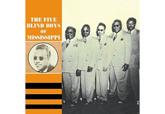 The Five Blind Boys Of Mississippi - 1947-54 - (CD)