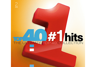 Top 40 #1 Hits CD