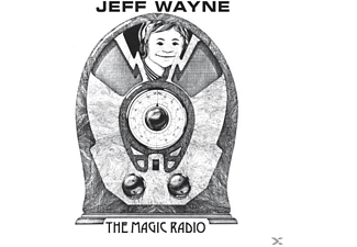 Jeff/radio Luxembourg Wayne - The Magic Radio - (CD)