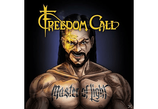 Freedom Call - Master Of Light - (LP + Bonus-CD)