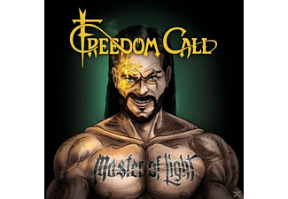 Freedom Call - Master Of Light - (CD)