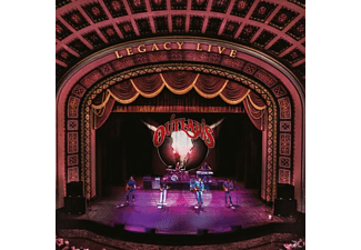 The Outlaws - Legacy Live - (CD)