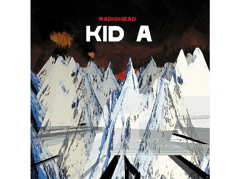 Radiohead - Kid A [LP + Download]