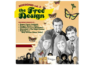 Various/The Free Design - Redesigned Remix Vol.2 - (Vinyl)