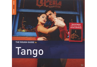 VARIOUS - Rough Guide to Tango (+Bonus-CD) - (CD)