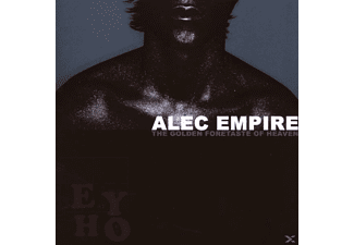 Alec Empire - The Golden Foretaste Of Heaven - (CD)