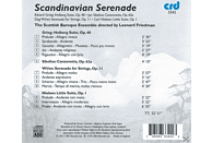 Scottish Baroque Ensemble - Scandinavian Serenade [CD]