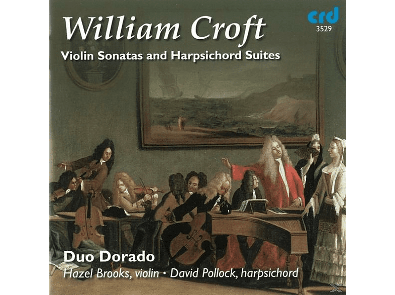 Duo Dorado - Violon Sonatas/Harpsichord Suites [CD]