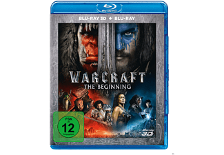 Warcraft - The Beginning - (3D Blu-ray (+2D))