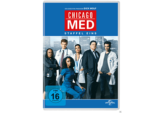 Chicago Med - Staffel 1 - (DVD)