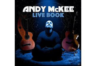 Andy Mckee - Live Book - (CD)