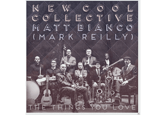 New Cool Collective & Matt Bianco - The Things You Love - (CD)