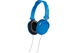 VIVANCO 36517, Over-ear Kopfhörer, Blau