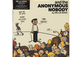 De La Soul - And The Anonymous Nobody - (Vinyl)