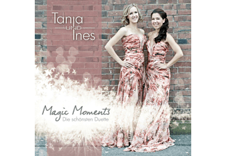 Tanja & Ines - Magic Moments - (CD)