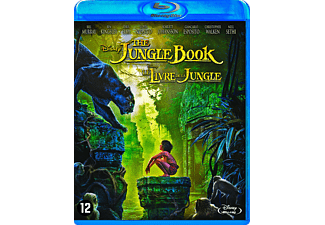 The Jungle Book Live Action Blu-ray