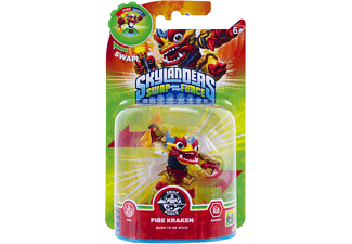 SKYLANDERS Swap Force - Fire Kraken Spielfiguren