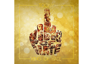 Toony - King Of Hate-Limited Fanbox - (CD)