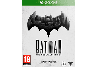 Xbox One Batman: A Telltale Series