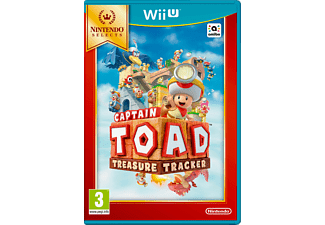 Wii U Captain Toad: Treasure