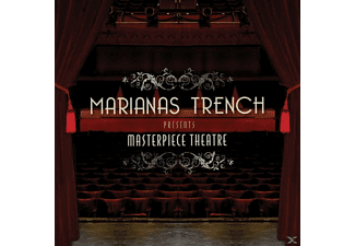 Marianas Trench - Masterpiece Theatre (Digipak) - (CD)