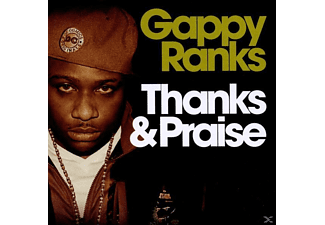 Gappy Ranks - Thanks & Praise - (CD)