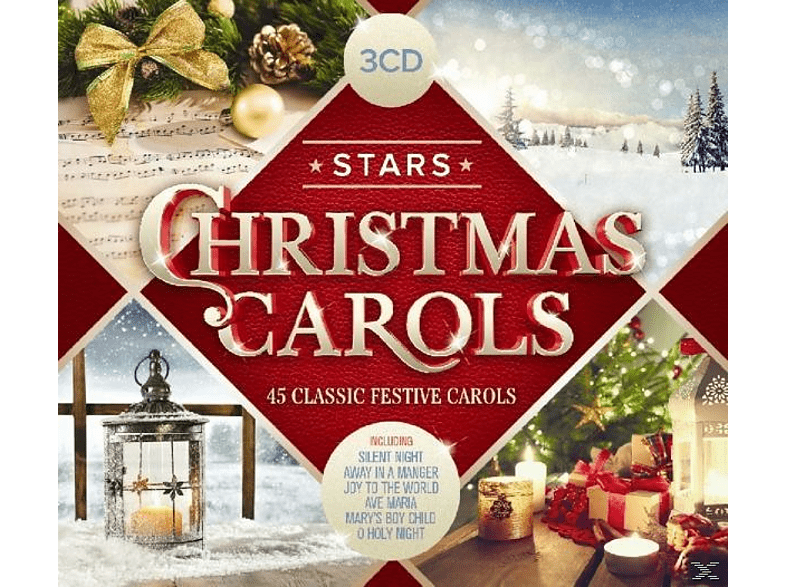 VARIOUS - Stars Of Christmas Carols [CD]