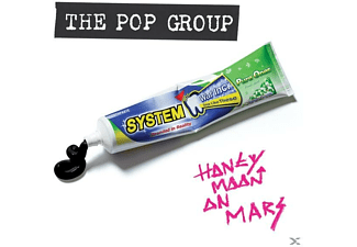 The Pop Group - Honeymoon On Mars - (CD)