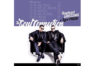 Raphael & Igor Prado Wressnig - Soul Connection - (CD)