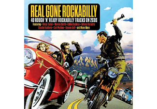 VARIOUS - Real Gone Rockabilly - (CD)