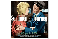 VARIOUS - Sentimental Journey [CD]