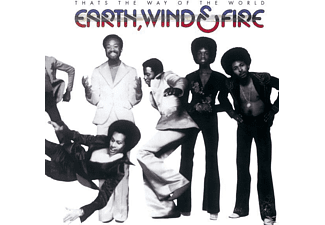 Earth, Wind & Fire - That's The Way Of The World - (CD)