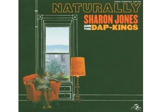 Sharon & The Dap-kings Jones - Naturally - (CD)