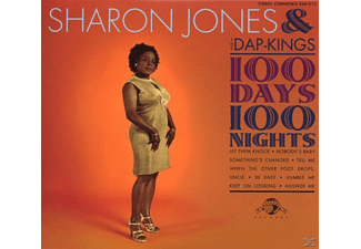 Sharon Jones - 100 Days, 100 Nights - (CD)