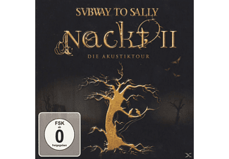 Subway To Sally - Nackt Ii - (CD + DVD Video)