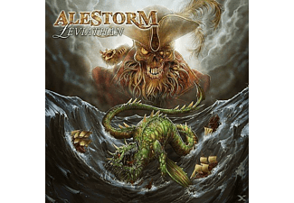 Alestorm - Leviathan - (Maxi Single CD)