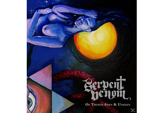 Serpent Venom - Of things seen and unseen-lt - (CD)