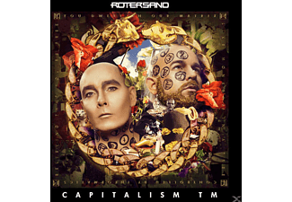 Rotersand - Capitalism TM - (CD)